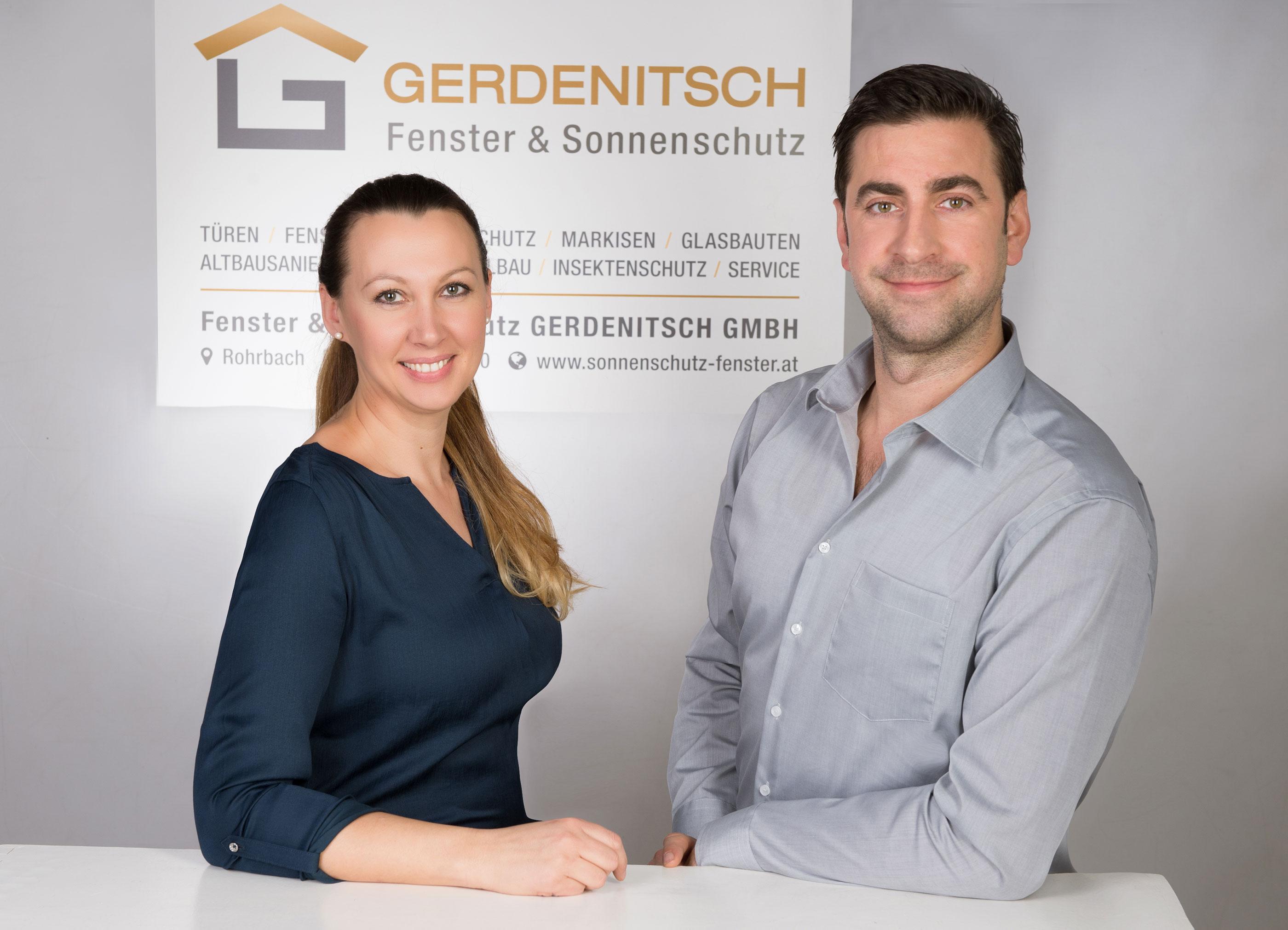 Katharina und Josef Gerdenitsch
