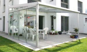 Glasbauten
