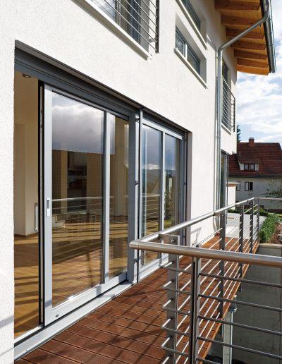 Balkonschiebetüre