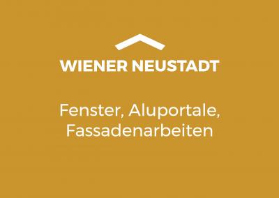 Gerdenitsch Referenz Wiener Neustadt
