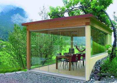 Garten Glashaus