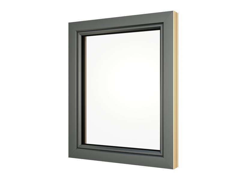 Alu Fensterrahmen